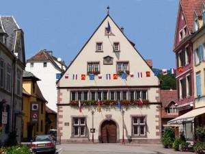 Photo de la mairie de Munster