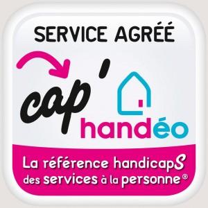 Cap Handeo est le label de référence pour assurer la qualité de service des prestations d'aide à domicile à destination des personnes handicapées